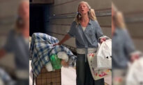 Homeless Opera Singer in Spotlight After LAPD's Viral Video