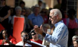 Biden Unveils Plan for Assault Weapons Ban, Would Not Include Gun Seizures