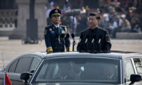 Former Top Chinese Military Commander Dies at 58, Media Delays Reporting