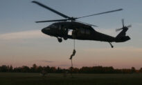 22 US Paratroopers Injured, Some Stuck In Trees During Camp Shelby Training