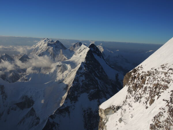 View from K2