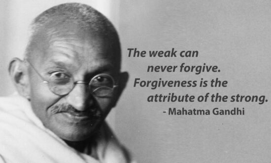 12 Inspiring Pearls of Wisdom on Life and Humanity From Mahatma Gandhi