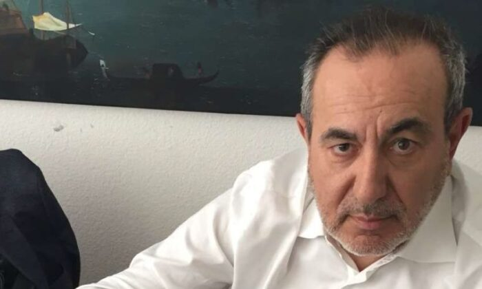 Joseph Mifsud in Zurich, Switzerland, in May 2018. (Courtesy of Stephan Roh)