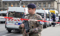 Paris Police Employee Stabs Four to Death in Force HQ Before Being Shot Dead