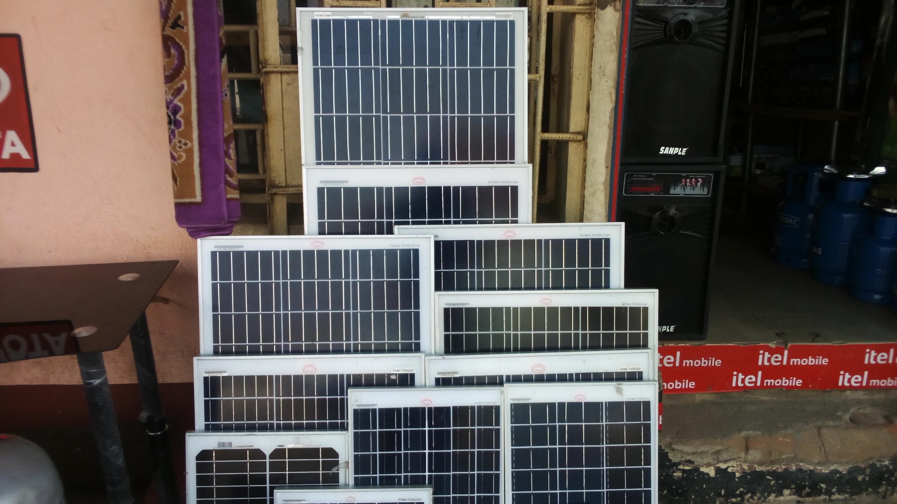 China Floods Zimbabwe Market With Substandard Solar Panels; Experts Worry