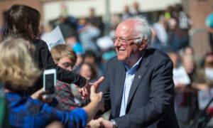 Bernie Sanders Says 'I'm Feeling Good' After Medical Emergency