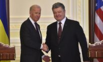 Former Ukrainian President Says Biden Never Asked Him to Close Cases