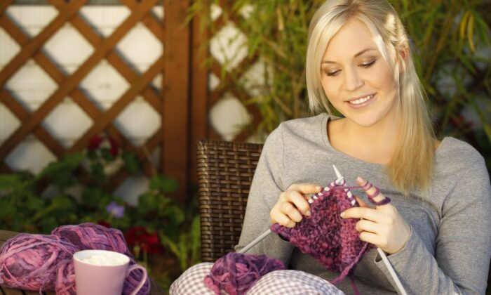 Knitting, like other hobbies, is a creative endeavor that weaves something important into our lives. (absolutimages/Shutterstock)