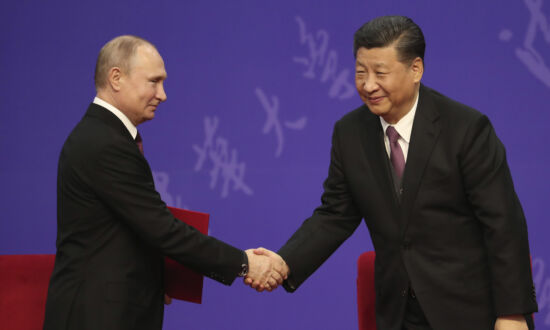 Russia Helping China to Build a Missile Defense System