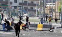 46 Killed as Uprising Grips Iraq