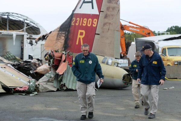 aircrash investigators