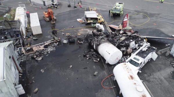 crash-site-Bradley-Airport