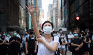 Beijing Claims Hong Kong Court Ruling on Mask Ban Invalid, Raising Concerns About City's Rule of Law