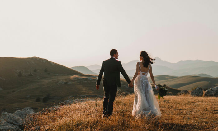 The deep connection found in marriage can only be forged through dedication, loyalty, compassion, and time.  (Unsplash)