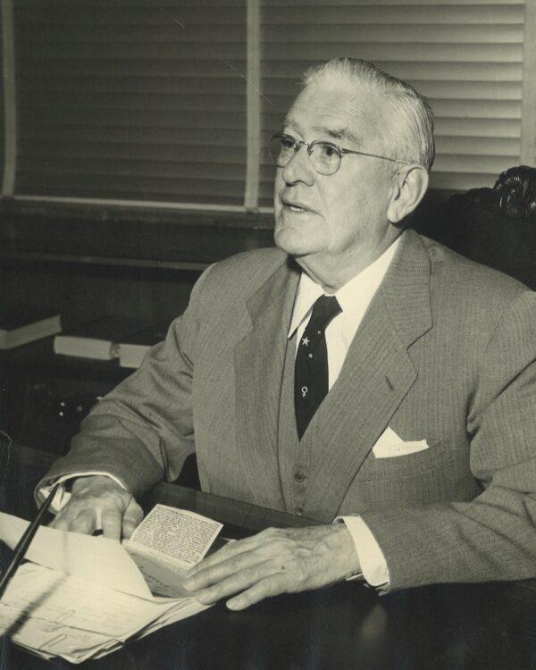 Joseph Breen in the 1950s