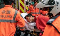Young Hongkonger Dies In Apparent Fall, After Day of Protests Lead to 64 Injured