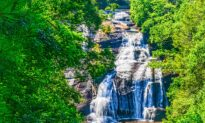 North Carolina's 'Land of Waterfalls'