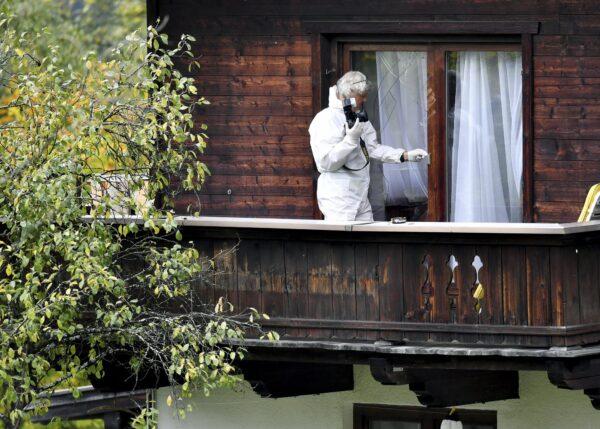 Austria family murder 1