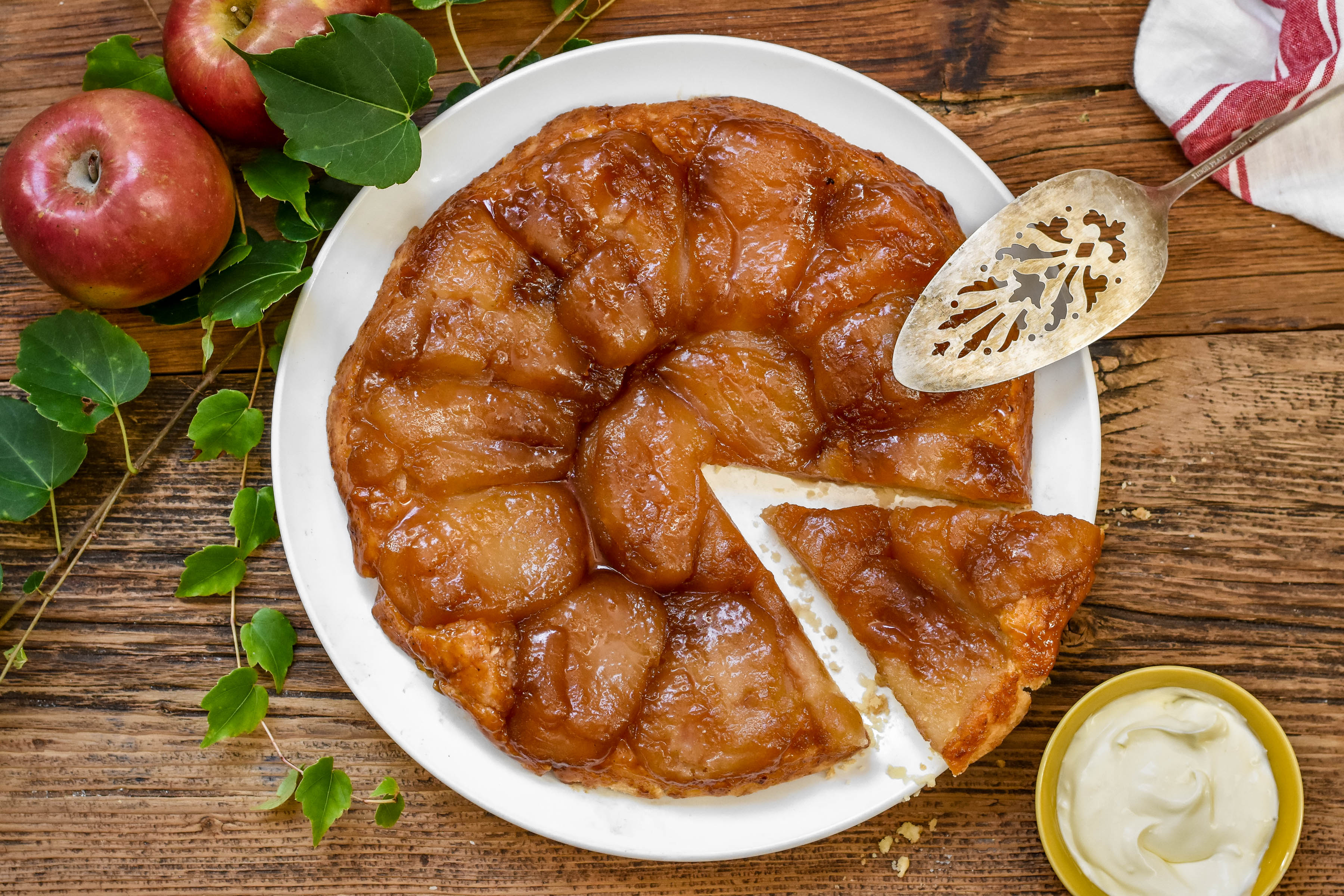 Tarte Tatin, Perfectly Imperfect