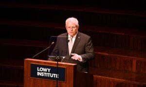 Australia Must Avoid 'A Negative Globalism': Scott Morrison