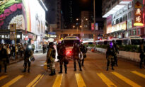 Hong Kong Police Retreat After Stand-Off With Residents