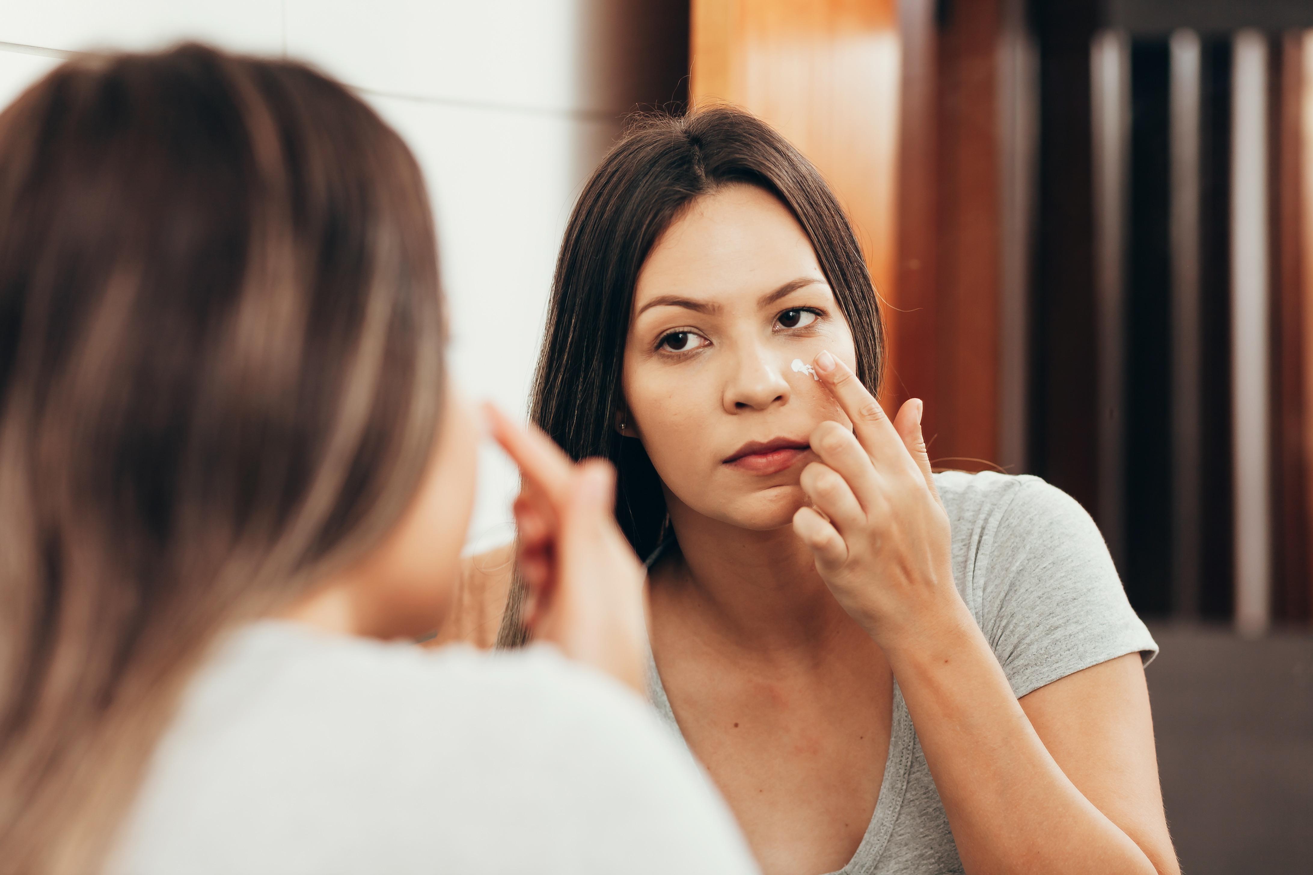 Skin-Lightening Cream Leaves Woman Semi-Comatose