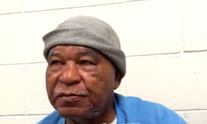 The FBI has confirmed that 79-year-old Samuel Little is the most prolific serial killer in American history. (FBI / YouTube)