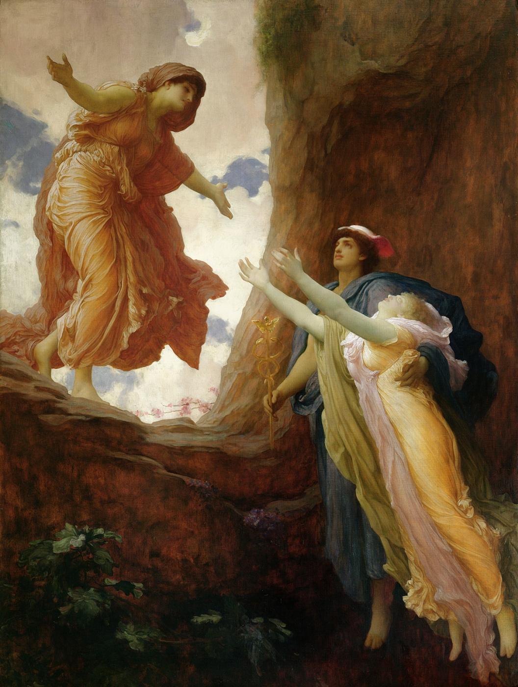 Frederic_Leighton_-_The_Return_of_Persephone_(1891)