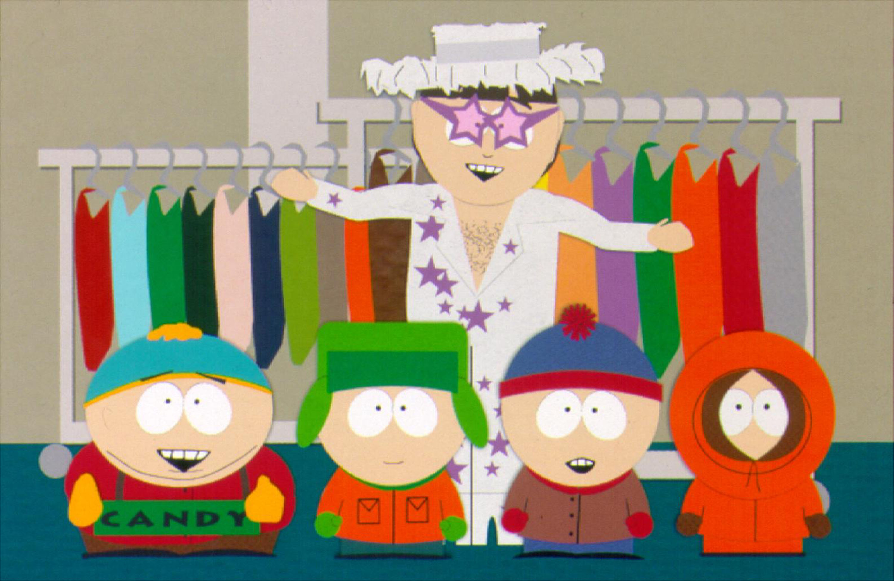 South Park Episode 'Band in China' Is Banned in China