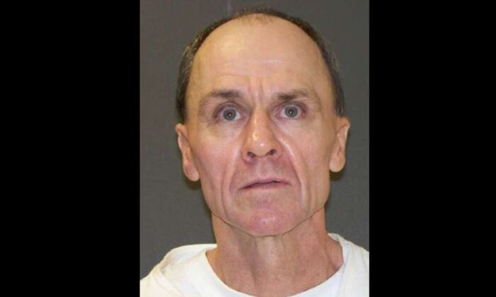 Randall Mays in a file photo (Texas Department of Corrections)