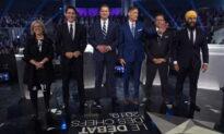 Trudeau Targeted in English Leaders' Debate