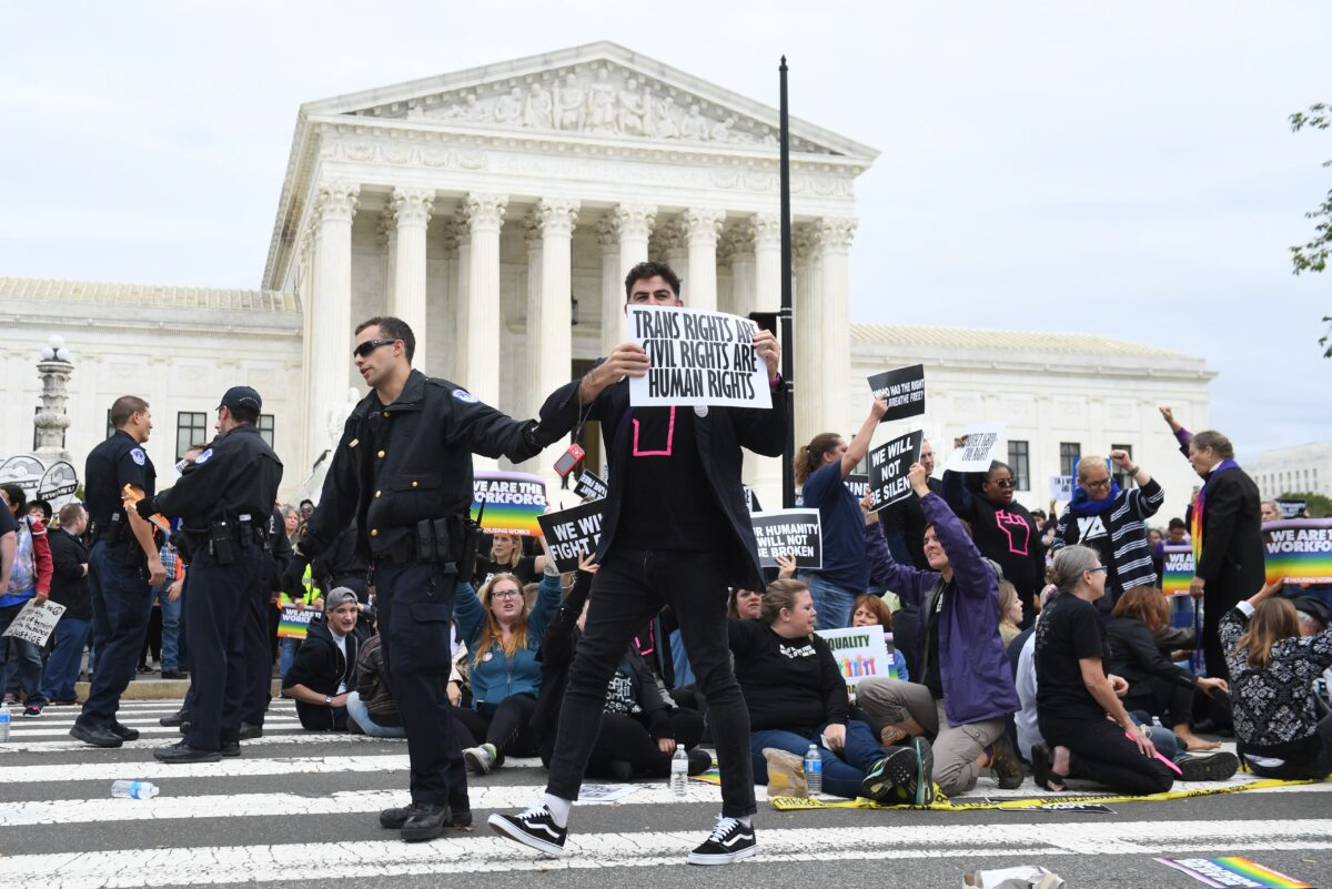 Vexed Question of Gender Rights Raised in Case Before Supreme Court