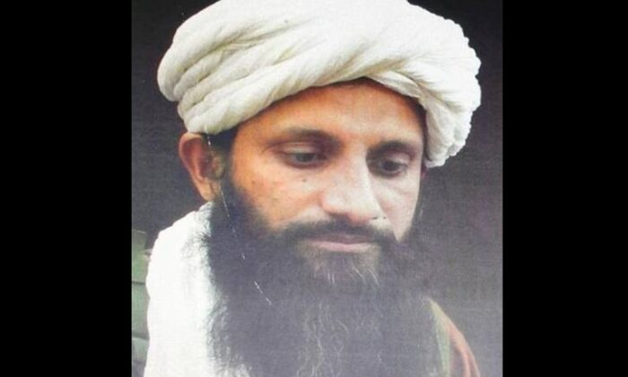 Top Al-Qaeda commander Asim Omar was killed in a joint US-Afghan raid on the Taliban in Helmand province last month (National Directorate of Security)