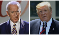 Trump Appreciates Biden's Support of China Travel Ban