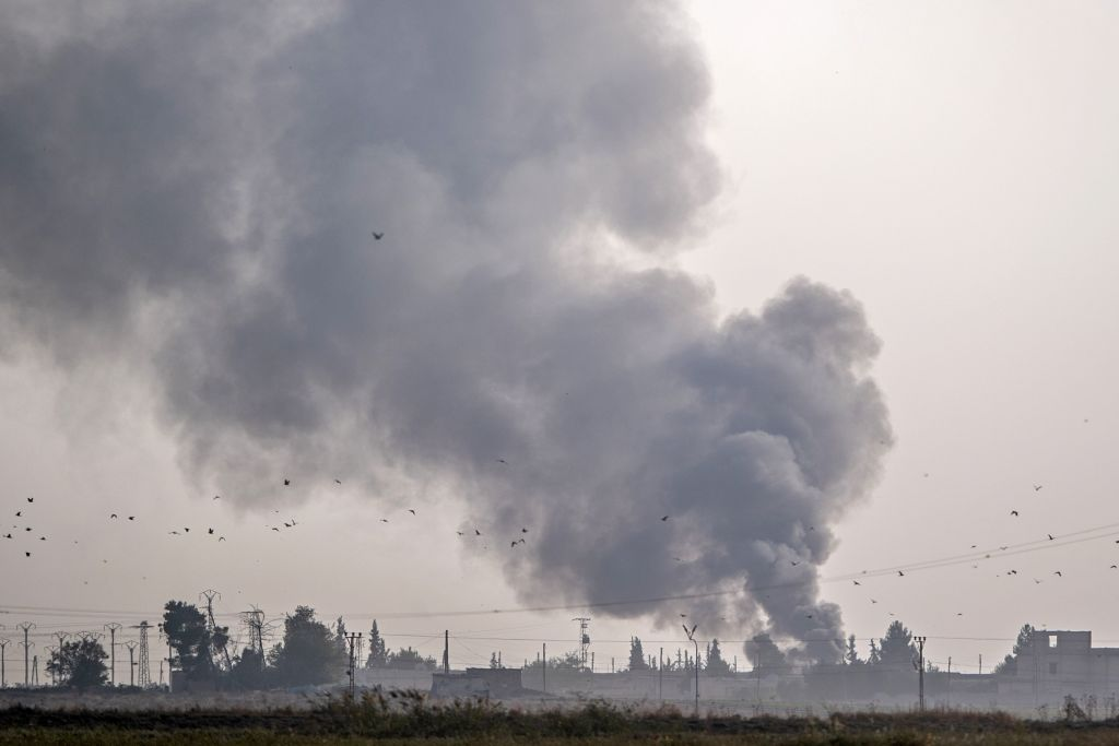 turkey offensive in syria on kurds