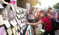 Taiwan Deports Chinese Tourist Charged With Damaging a Pro-Hong Kong 'Lennon Wall'