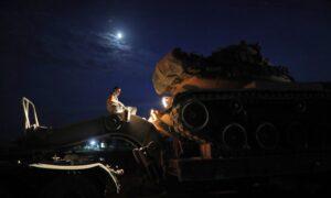 Turkish Troops Launch Offensive Into Syria, Erdogan Says in Tweet