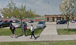 2 High School Students Fatally Stab Boy at School While His Mother Watches: Police