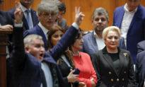 Romania's Social Democratic Government Loses No-confidence Vote