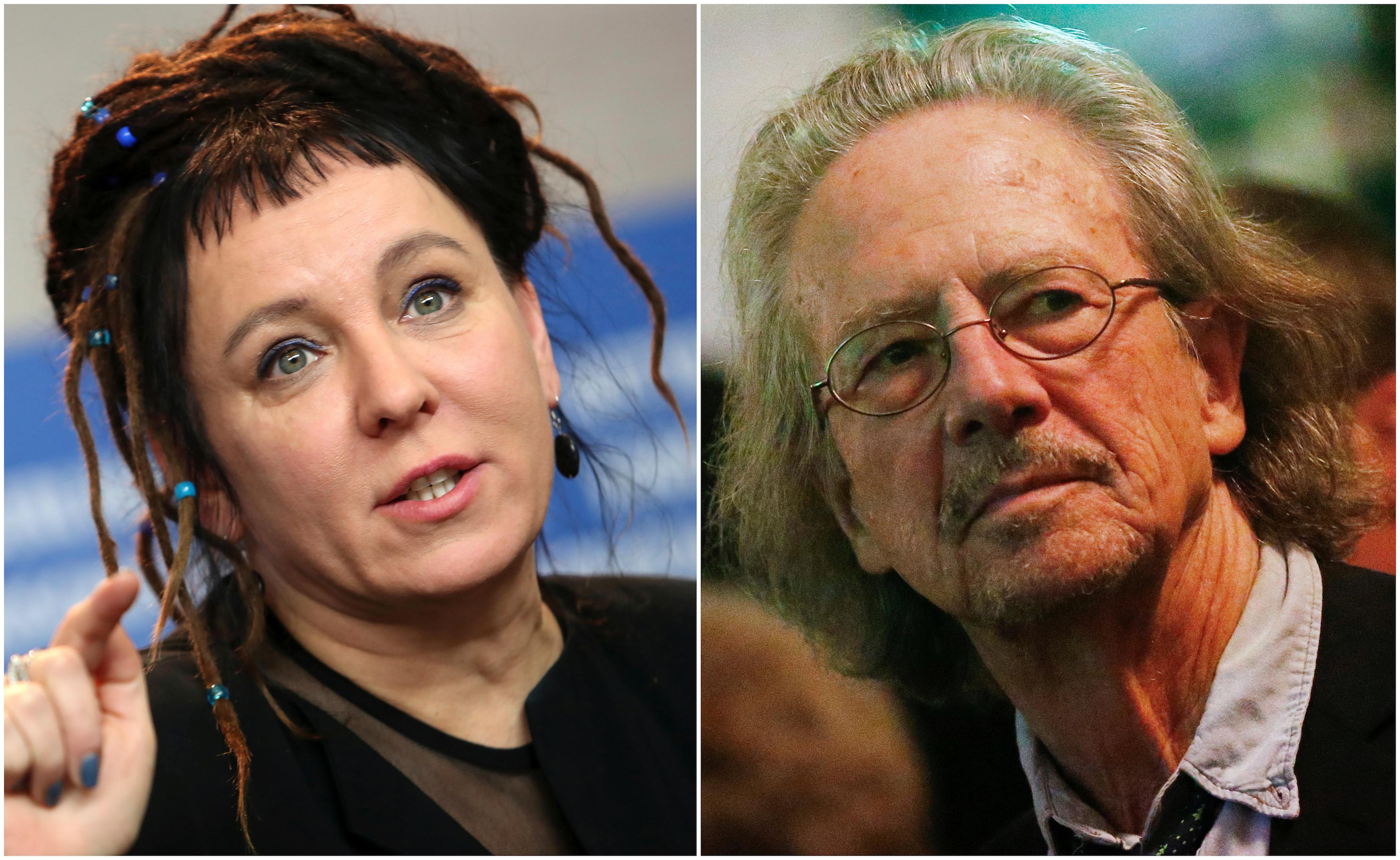 Peter Handke and Olga Tokarczuk Win Nobel Prizes for Literature