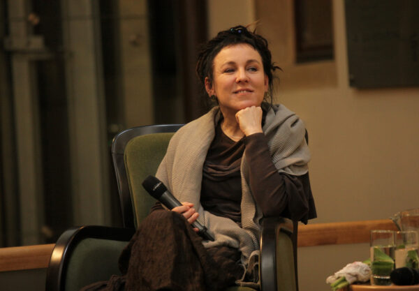 Writer-Olga-Tokarczuk