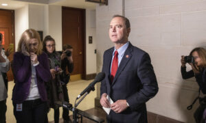 135 House Republicans Co-Sponsor Resolution to Censure Schiff: Report