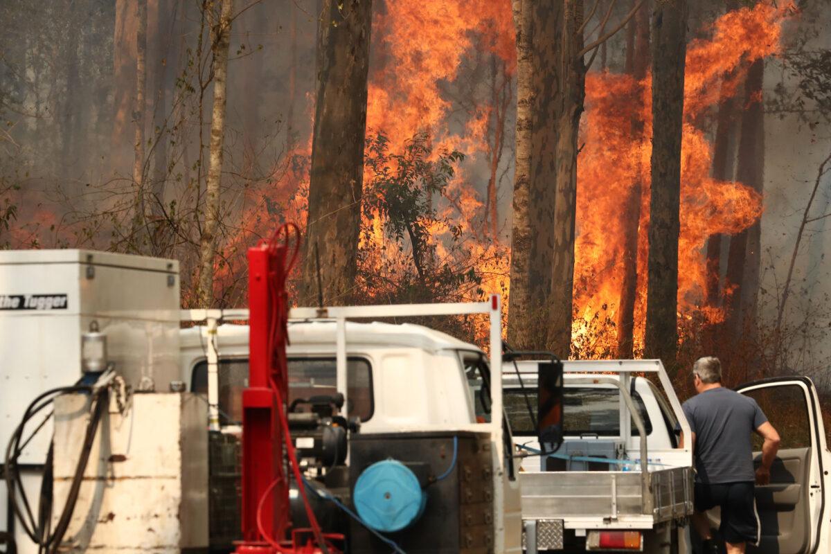 Elderly Couple Dead After NSW Bushfire