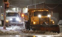 A Blast of Early Winter Cripples Southern Manitoba; Power Out, Highways Closed