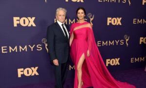 Michael Douglas Talks 25-year Age Difference, Same Birthday With Catherine Zeta-Jones