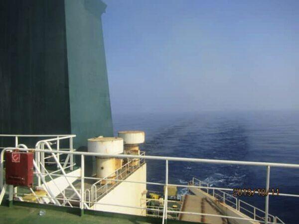 Iran oil tanker SABITI 3