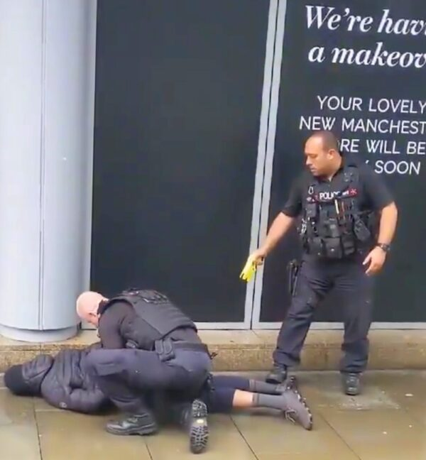 Stabbings at UK Shopping Mall 1