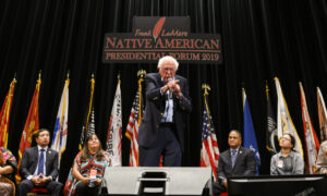 Communist Leader Mobilizes Native Americans for Democratic Victory in 2020