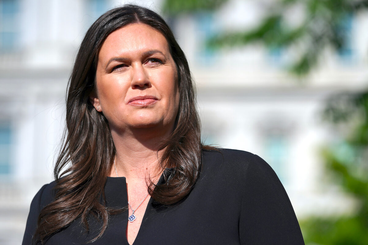 Sarah Sanders Says She�s �Been Called� to Run For Office, Considering 2022 Run for Governor
