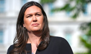 Sarah Sanders Says She's 'Been Called' to Run For Office, Considering 2022 Run for Governor